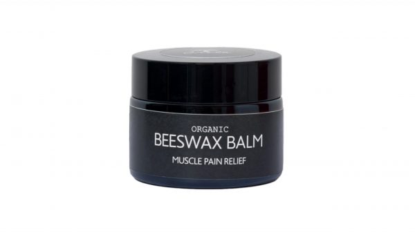 Organic Beeswax Muscle Pain Relief Balm