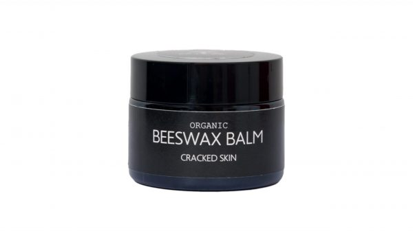 Organic Beeswax Balm for Cracked Skin